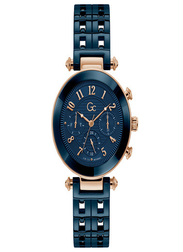 Guess Collection Saat Lacivert